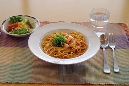 メックテラスたまプラーザの食事